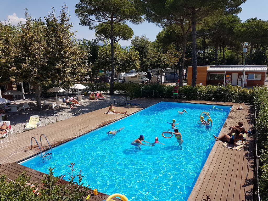 Campsite With Pool Marina Di Massa Partaccia Tuscany