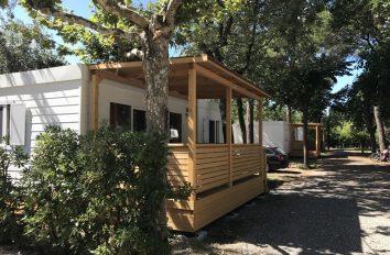 mobile-home esterno